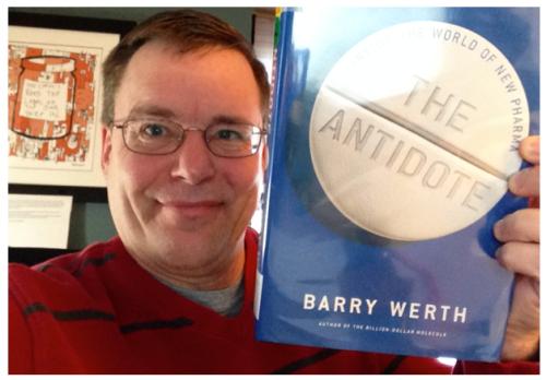 book The Antidote